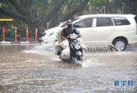 班加罗尔的雨季