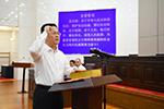 代省长郑栅洁宪法宣誓并发言:深感使命光荣、责任重大