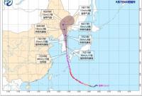 台风海神预计8日移入吉林 东北又将迎大到暴雨