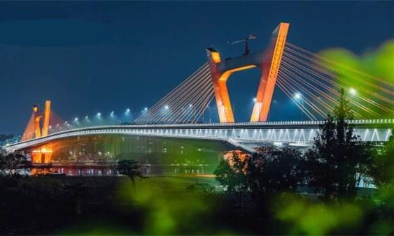 三官堂大桥、宁奉城际铁路等四大重点工程将于月底前开通