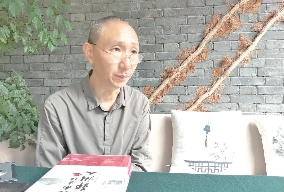 盛天晔:学养深厚的浙派人物画传承人