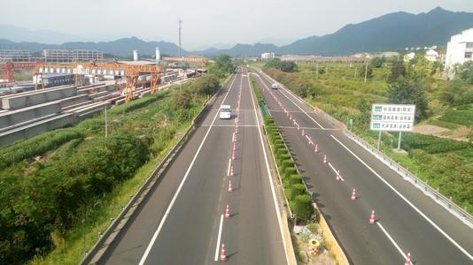 浙江高速和国省道主干道国庆期间原则上一律停止施工