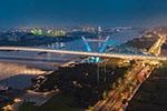 中兴大桥首通段开通!非机动车禁止通行 这些交通组织请关注