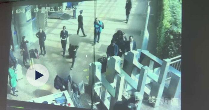 女子在火车站被乘客行李箱绊倒去世 家属索赔62万被驳回