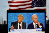 特朗普确诊新冠肺炎 金融市场动荡 美国大选怎么办?