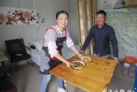 她从四川老家赶来宁波 中秋节为丈夫做了这3道家乡菜!