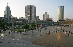"""外地游客国庆长假游宁波 发出感慨:""""来了就不想离开"""""""