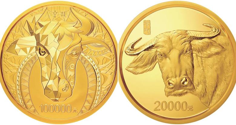 这里有10公斤重的金币 你心动了吗?