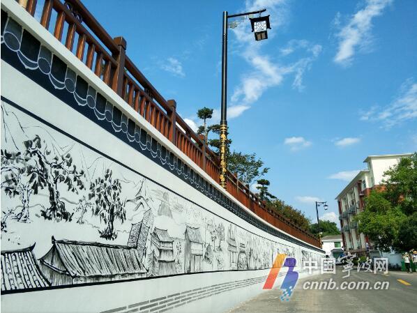宁波今年已开工美丽城镇建设项目1438个 完成投资401亿元-新闻中心-中国宁波网