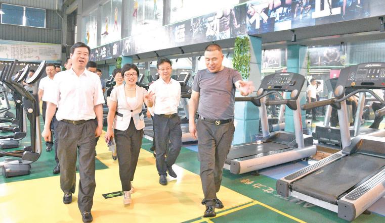 董海浩:文化礼堂里的体育大使