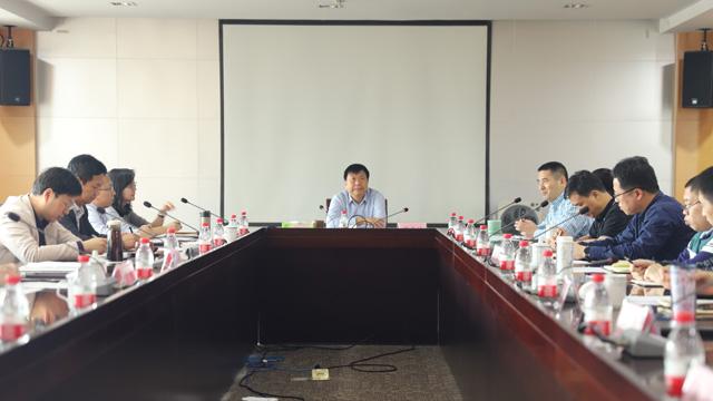 """市就业中心举行""""十省百市千县""""专项行动座谈会"""