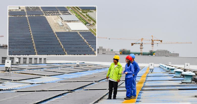 宁波这个地方厉害 分布式光伏发电总量全市第一