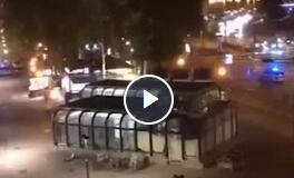 维也纳发生枪击事件至少7人死亡 枪手行凶视频曝光