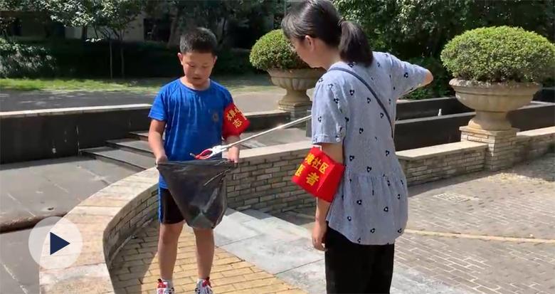 """""""这里,是宁波!""""⑥一分钟短视频看温馨社区"""