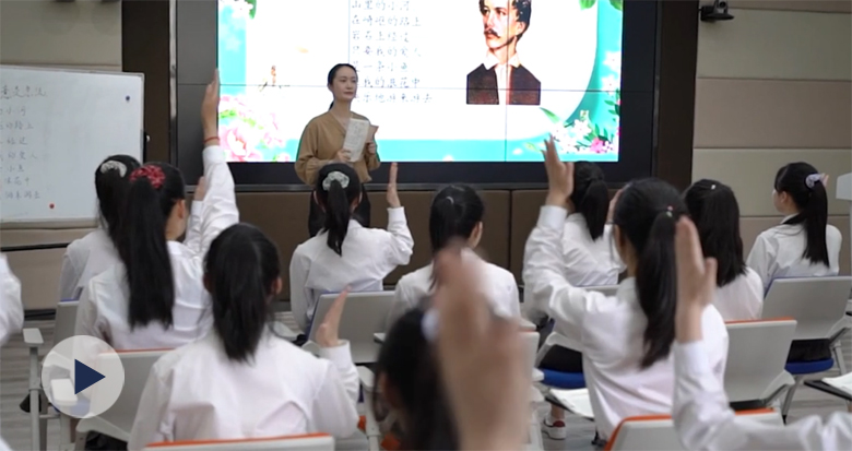 """""""这里,是宁波!""""⒀一分钟短视频看文明校园"""