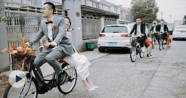 宁波这场婚礼火了!结婚方式让人意想不到……