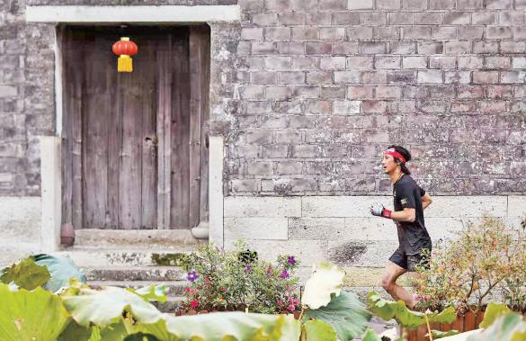 走马塘:让千年古村融入现代文明的风景