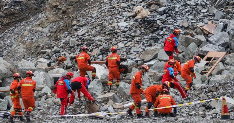 宁波开展首次三级联动防地震灾害应急演练