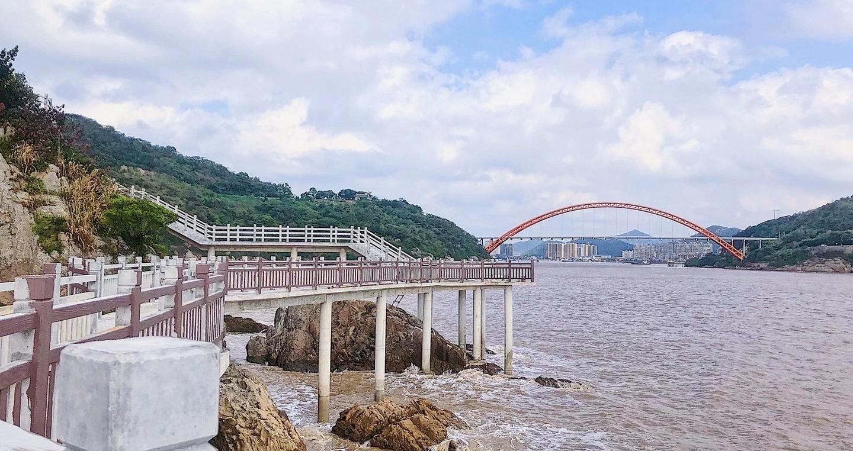 靓丽!象山东门岛生态绿道及滨海栈道工程竣工
