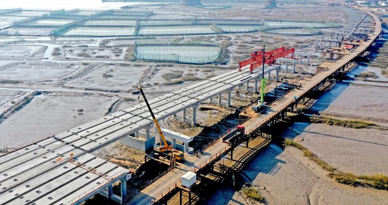 主线长17.5公里 这是宁波单体投资额最大地方国道PPP项目