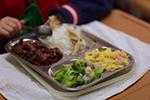 镇海区中小学生午餐状况调查出炉 蔬菜水果有点少