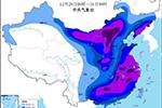 宁波全域发布寒潮蓝色预警信号 我们将在剧烈降温中跨年