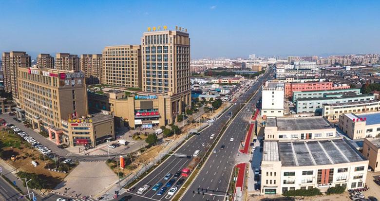 宁波城西又一城市主干道实现通车