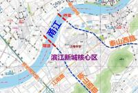 邵家渡大桥力争2022年开工 另有2大规划过江通道