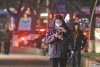 宁波今天最高气温跌破0℃ 上次出现这种情况是在2016年