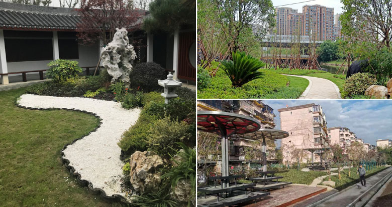 """2020年宁波共有11个口袋公园""""开门迎客"""""""