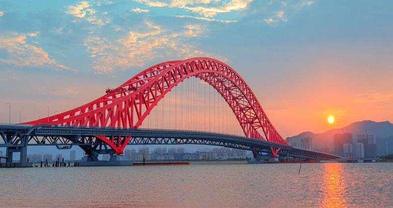 梅山春晓大桥工程荣获李春奖 系国家公路建设最高成就奖