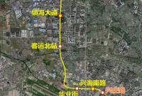 宁波地铁3号线二期工程用地获批 看看有哪些站点
