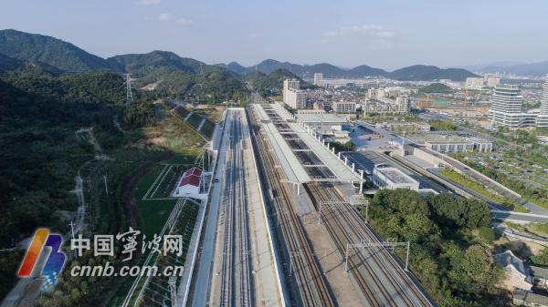 宁海至北京南开通始发高铁 全程8小时左右