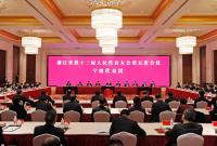 彭佳学参加宁波代表团审议:迈好第一步 见到新气象