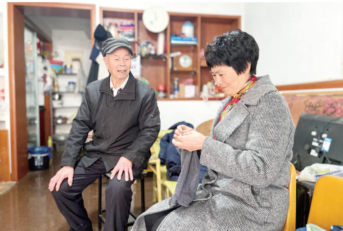 壹元裁缝铺升级为2.0版 昨起为行动不便残疾人、高龄白叟提供上门办事