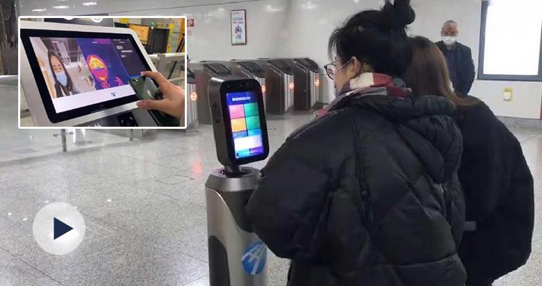 """新""""服务员""""亮相轨道交通城隍庙站"""
