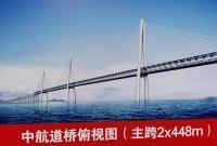 通苏嘉甬(沪嘉甬)铁路海上勘察将于今年5月完成