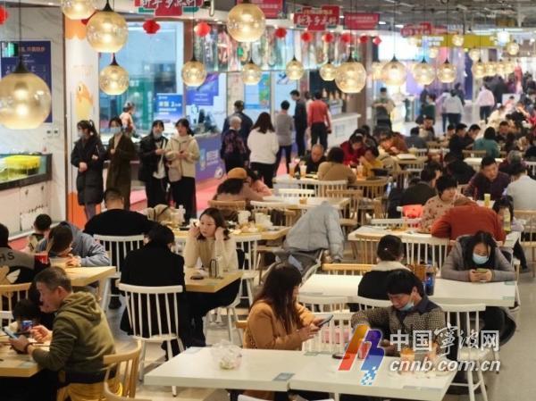 宁波35家企业7日实现销售5.72亿元 同比上涨130%