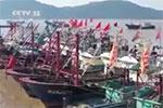 象山千艘渔船扬帆出海 撒下今春第一网