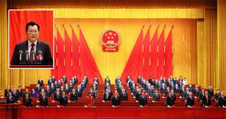 宁波市十五届人大六次会议开幕