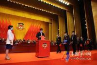 黄志明当选宁波市政协秘书长