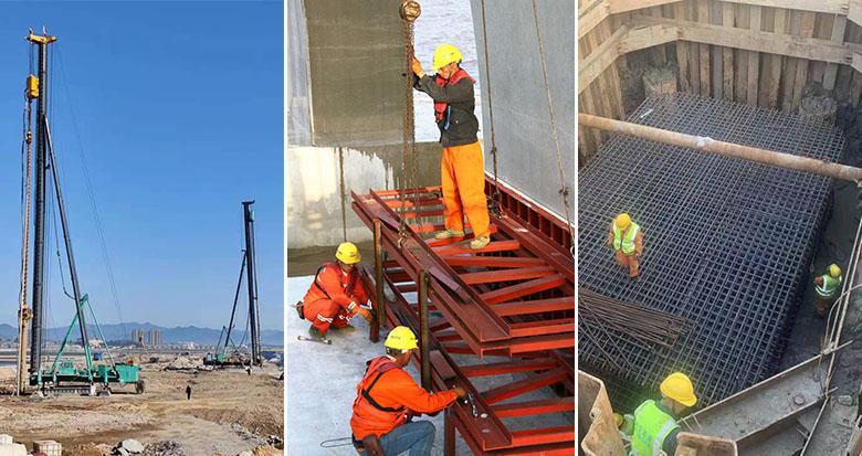 宁波16个交通建设项目复工 今年重点实施23个项目