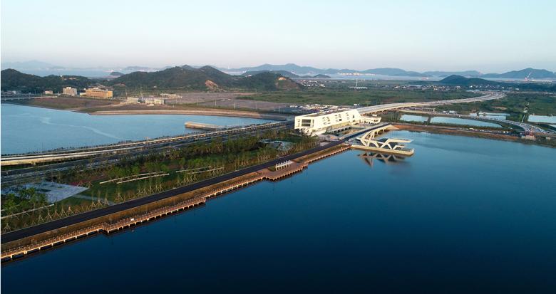 """梅山水道工程获""""鲁班奖"""" 成全市首个获此殊荣的水利工程"""
