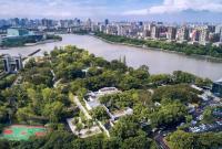 """全力打造""""公园城市"""" 宁波今年将新增绿地300公顷"""