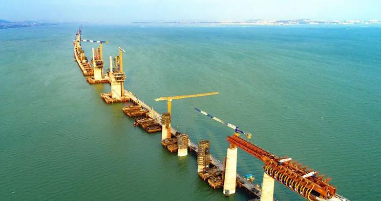 计划明年通车!中国首条时速350公里跨海高铁要来了
