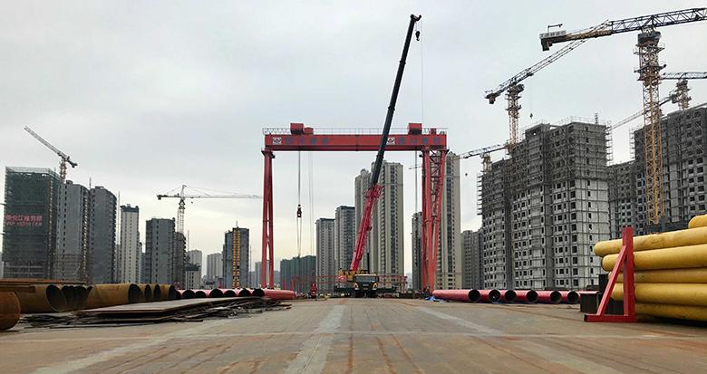 宁波又一座跨江大桥主桥开工!全线计划年底通车