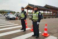 辽宁营口部分区域临时交通管制 禁止车辆进入鲅鱼圈
