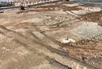 台湾面临56年最严峻缺水危机:日月潭干涸见底