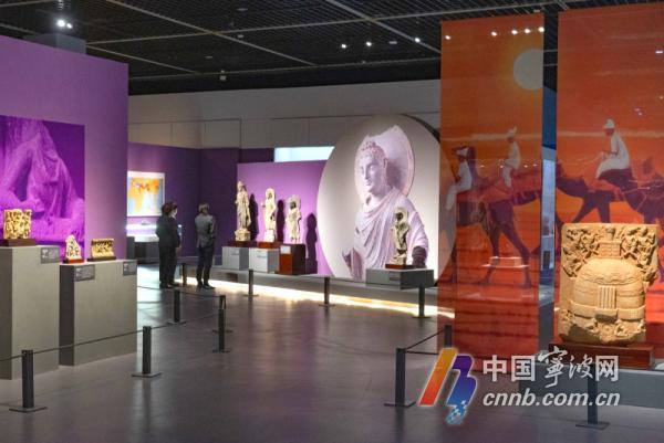 日本平山郁夫丝绸之路文物精品展15.jpg