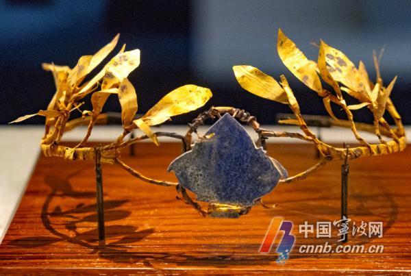 日本平山郁夫丝绸之路文物精品展5.jpg